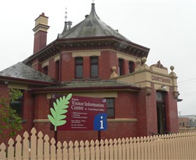 Yarram Courthouse Gallery Inc - Accommodation Burleigh