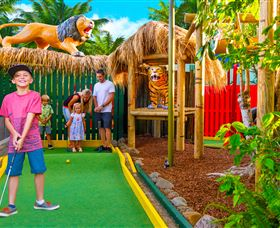 Putt Putt Mermaid Beach - Accommodation Burleigh