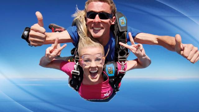 Skydive Oz Canberra - Accommodation Burleigh