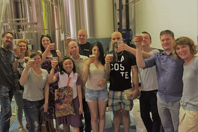CanBEERa Explorer Capital Brewery Full-Day Tour - Accommodation Burleigh