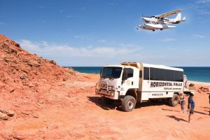 Horizontal Falls Full-Day Tour from Broome 4x4  Seaplane - Accommodation Burleigh
