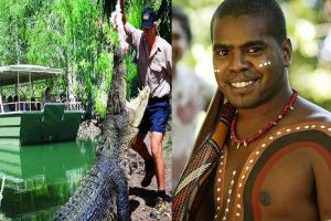Hartley's Crocodile Adventures and Tjapukai Cultural Park Day Trip from Cairns - Accommodation Burleigh