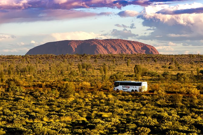 Coach Transfer from Kings Canyon Resort to Ayers Rock Resort - Accommodation Burleigh