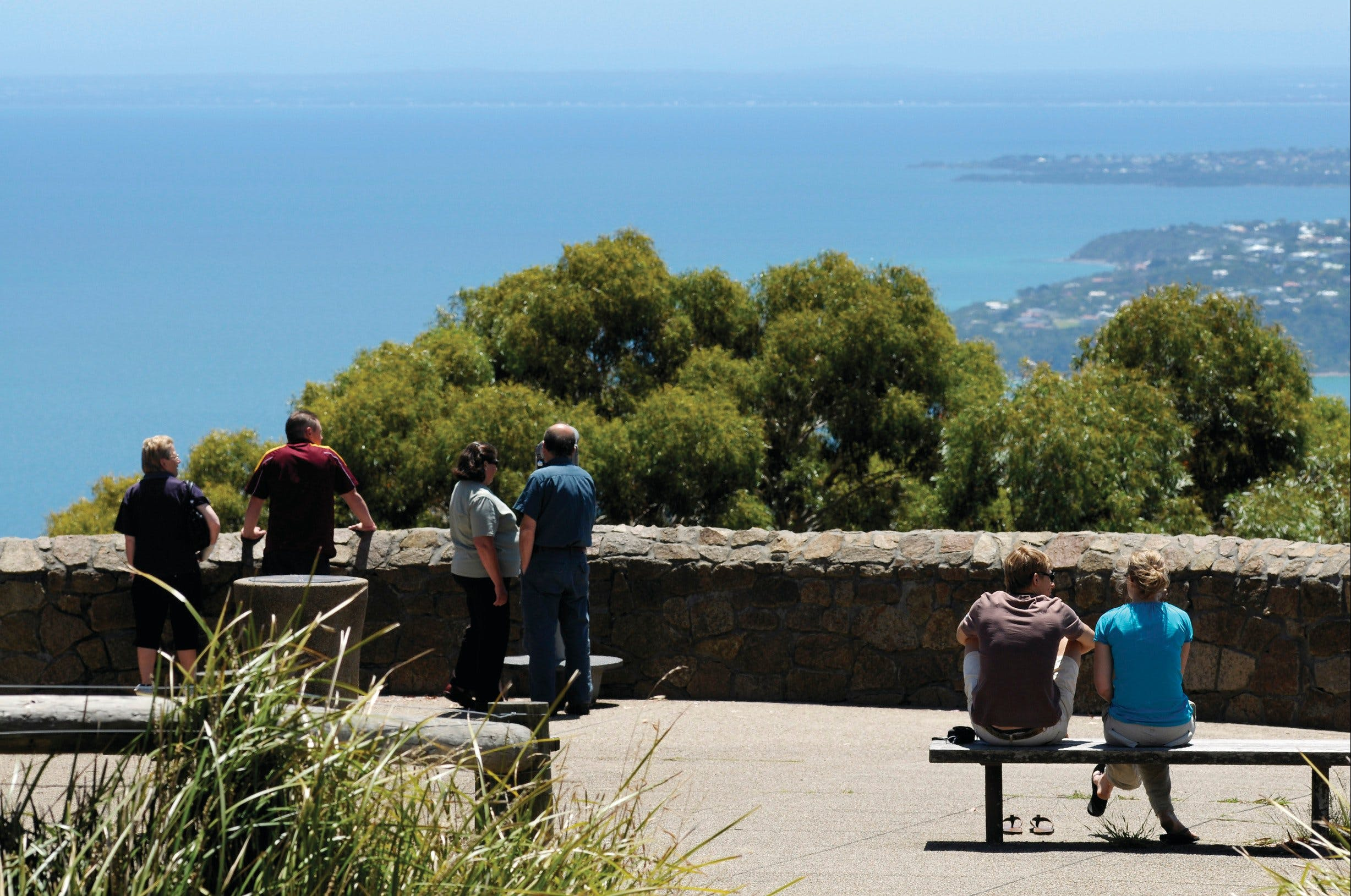 Arthurs Seat State Park - Accommodation Burleigh