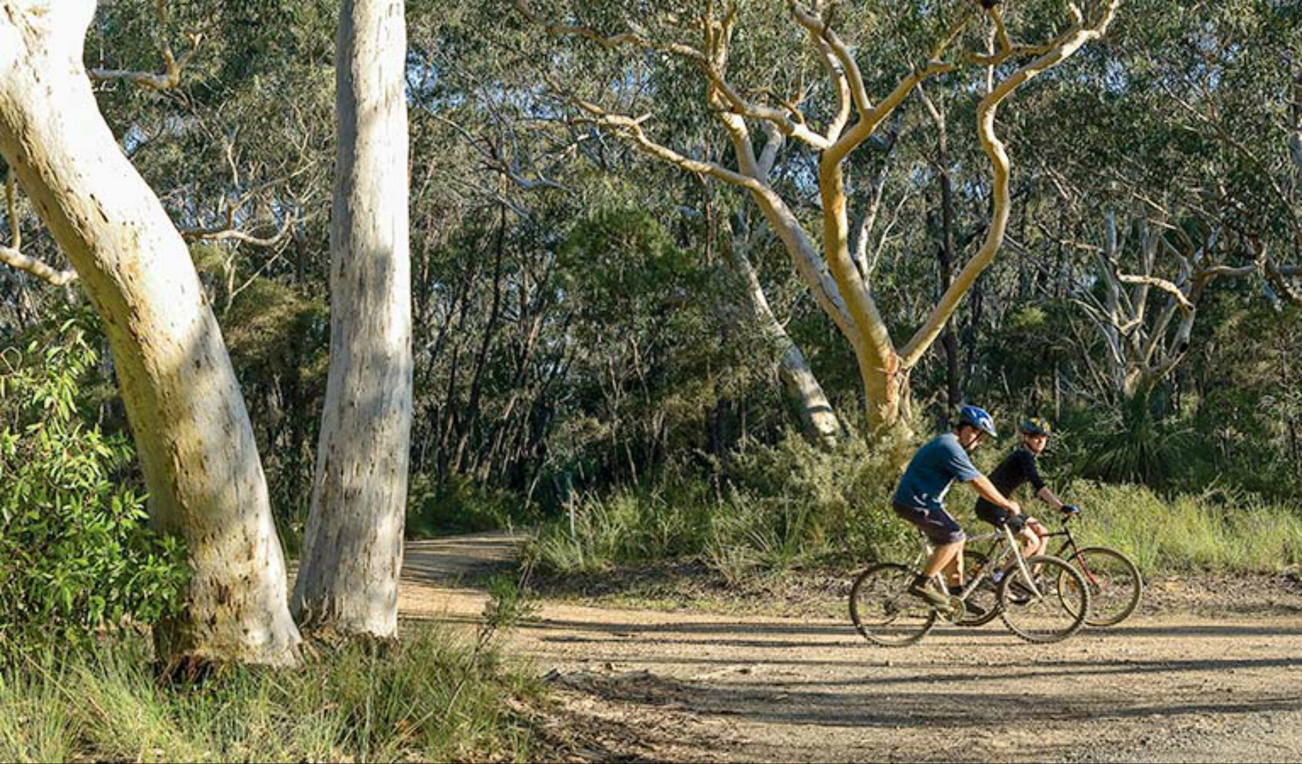 Bundanoon cycling route - Accommodation Burleigh