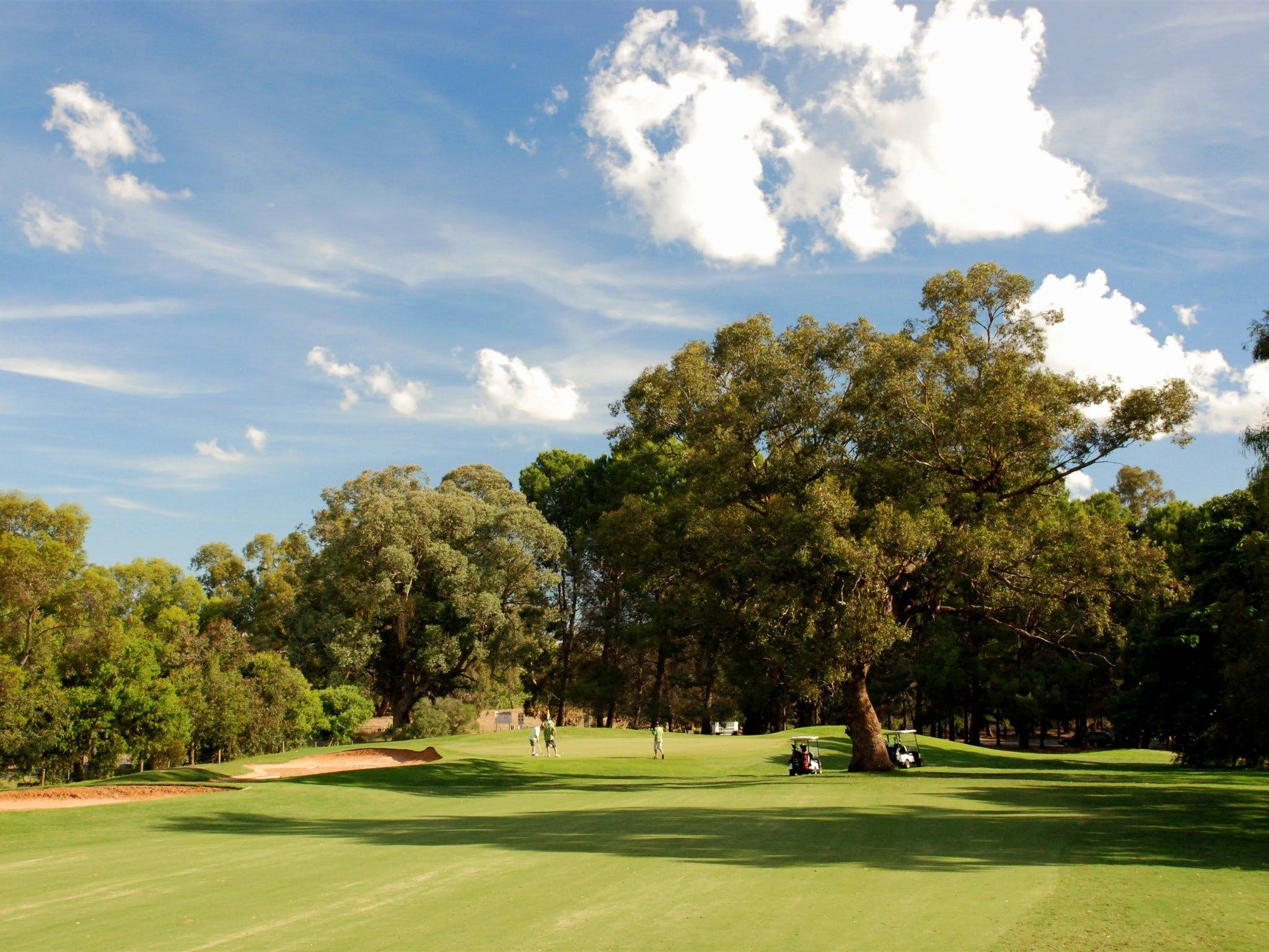 Corowa Golf Club - Accommodation Burleigh