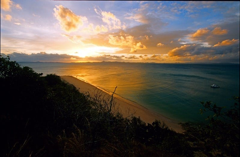 North Keppel Island Hilltop Trail - Accommodation Burleigh