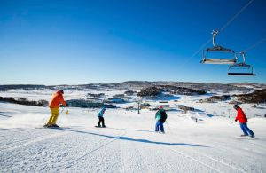 Perisher Valley - Accommodation Burleigh