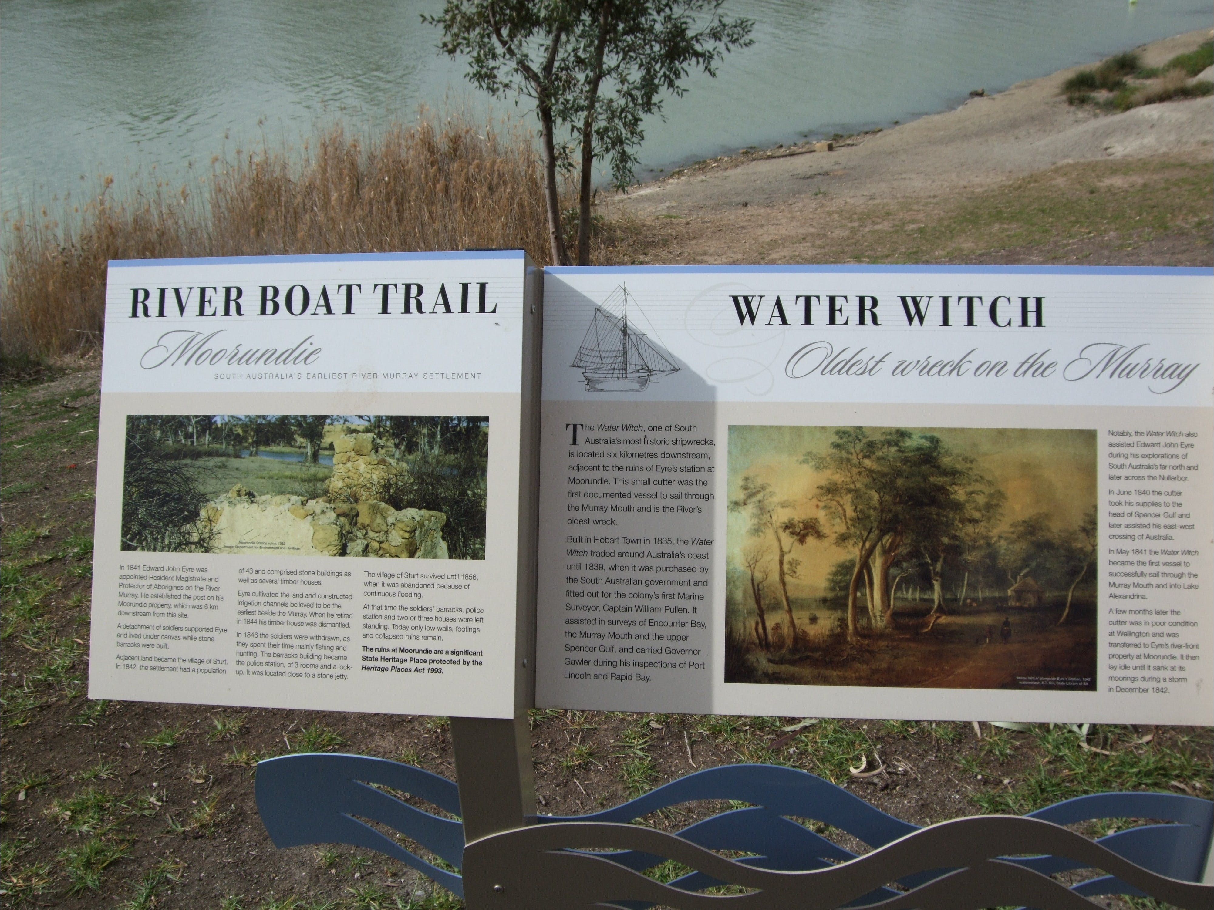 River Boat Trail - Accommodation Burleigh