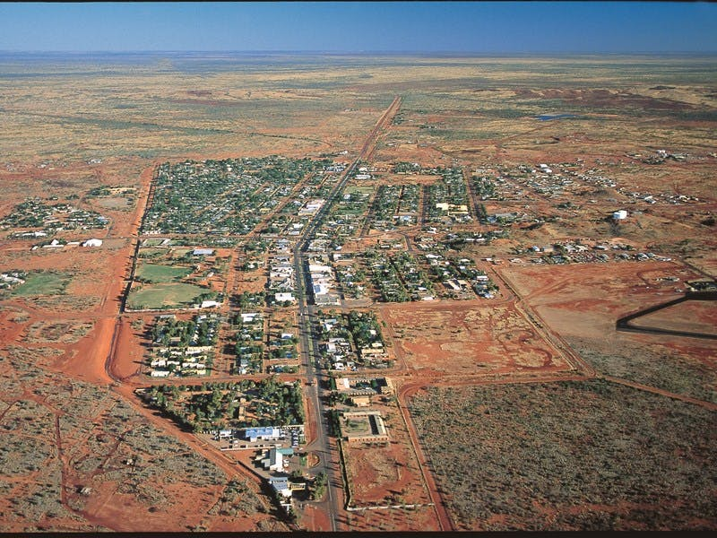 Tennant Creek - Accommodation Burleigh