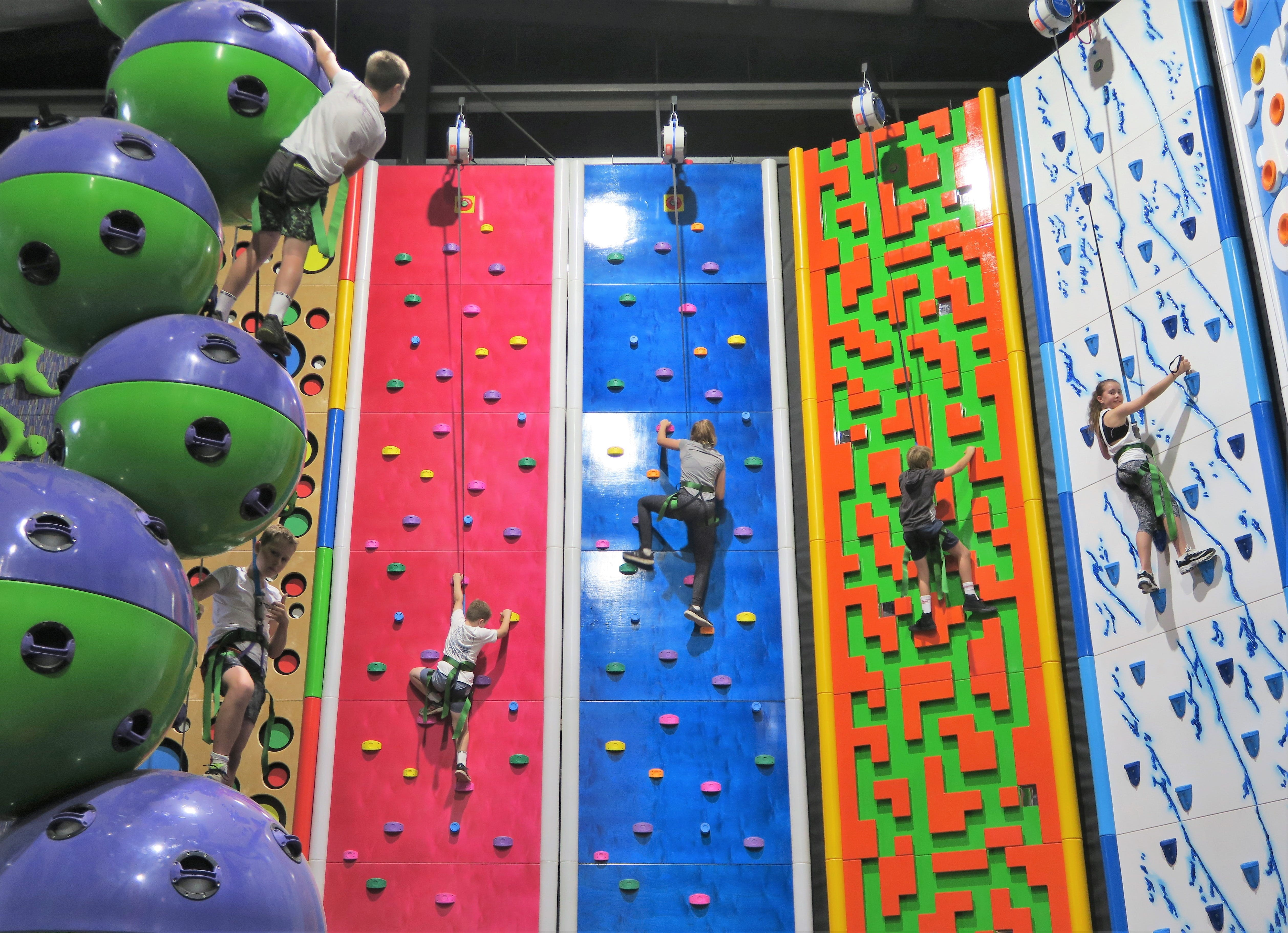 Clip 'n Climb Phillip Island - Accommodation Burleigh