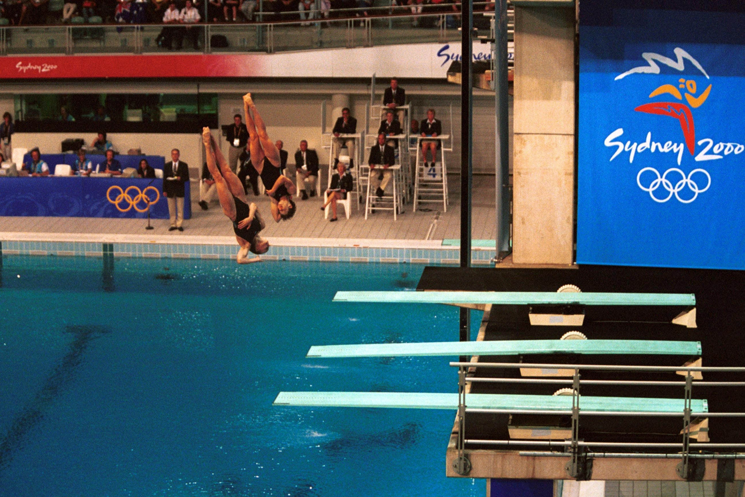 Dive Into History at Sydney Olympic Park Aquatic Centre - Accommodation Burleigh