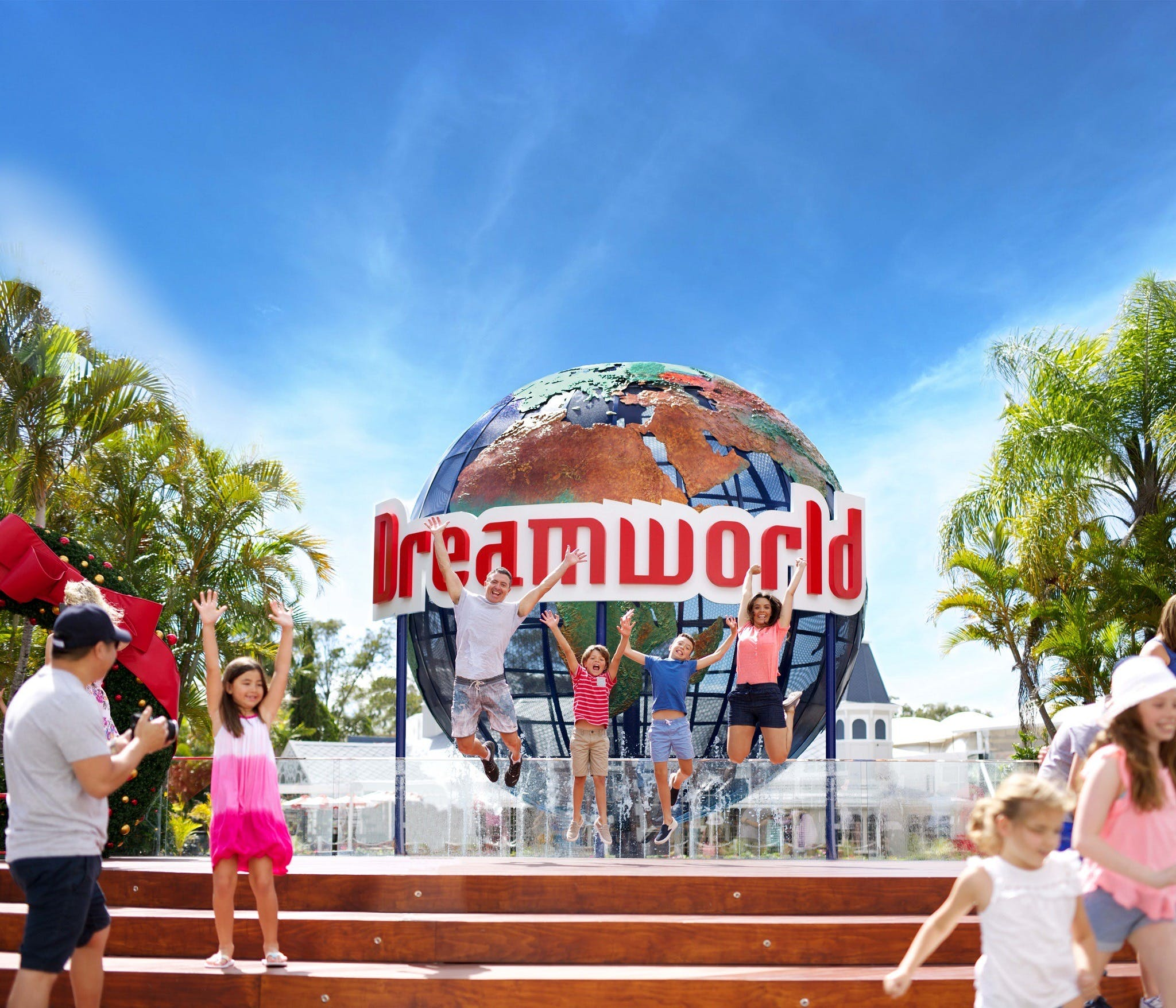 Dreamworld - Accommodation Burleigh