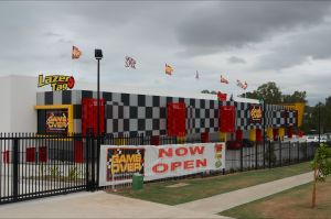 Game Over Indoor Go Karting Adventure Climbing Walls and Lazer Tag Centre - Accommodation Burleigh