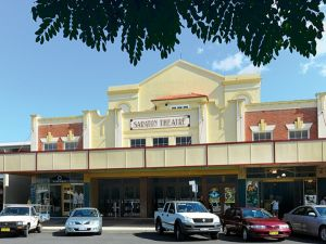The Saraton Theatre Grafton - Accommodation Burleigh