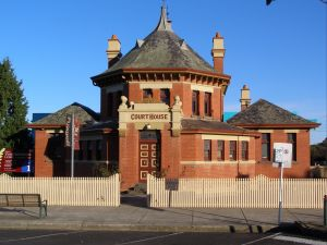 Yarram Courthouse Gallery - Accommodation Burleigh