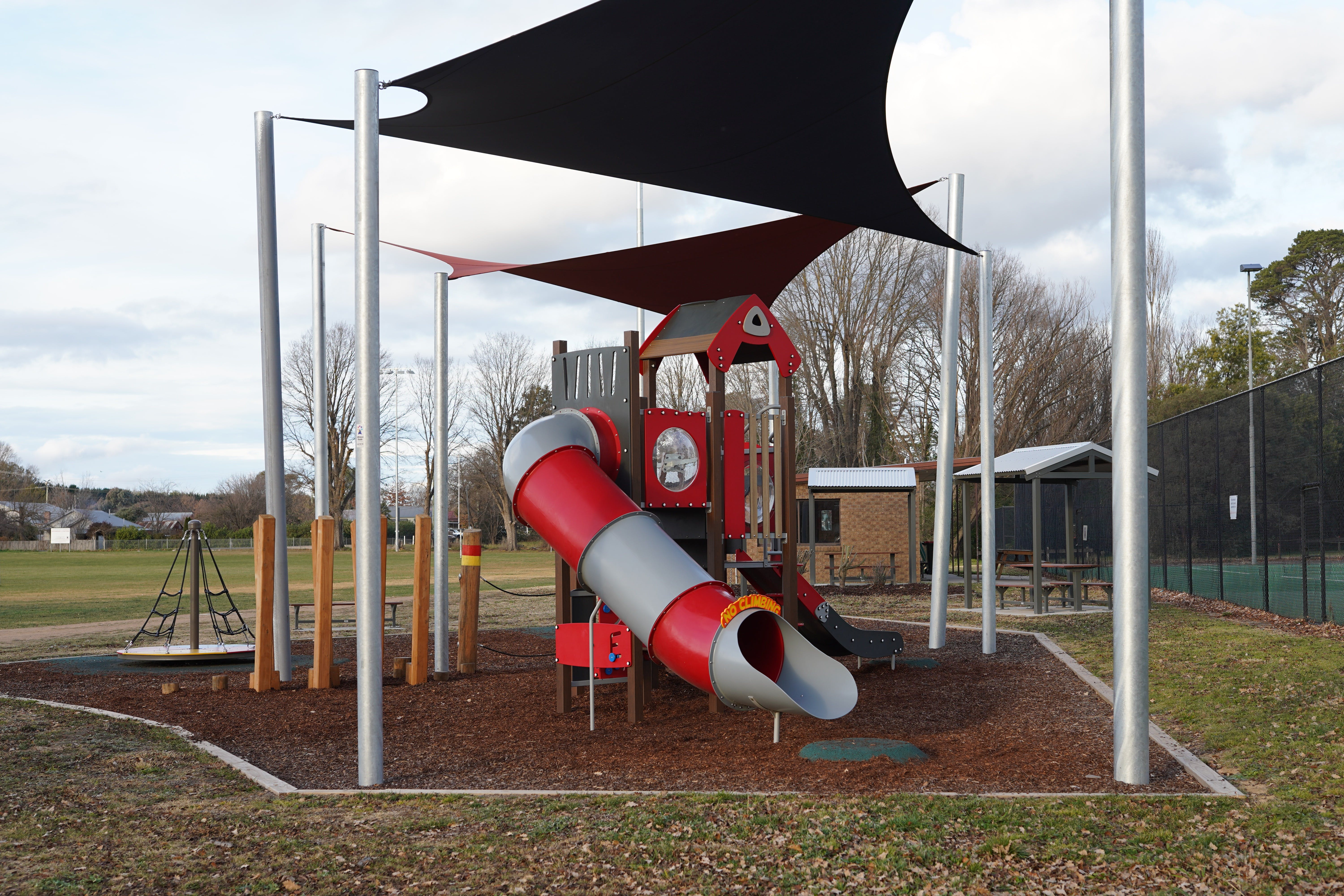 Braidwood Recreation Grounds and Playground - Accommodation Burleigh