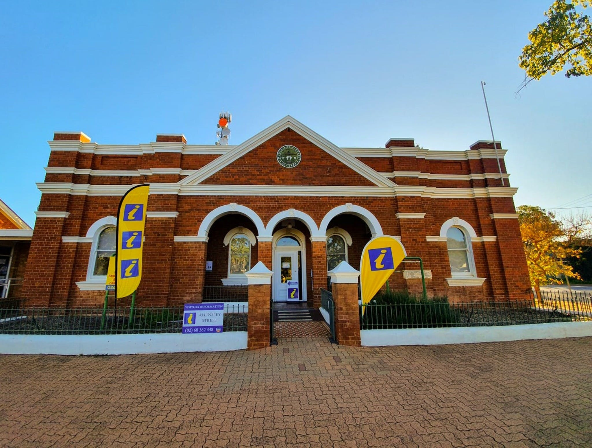 Cobar Visitor Information Centre - Accommodation Burleigh