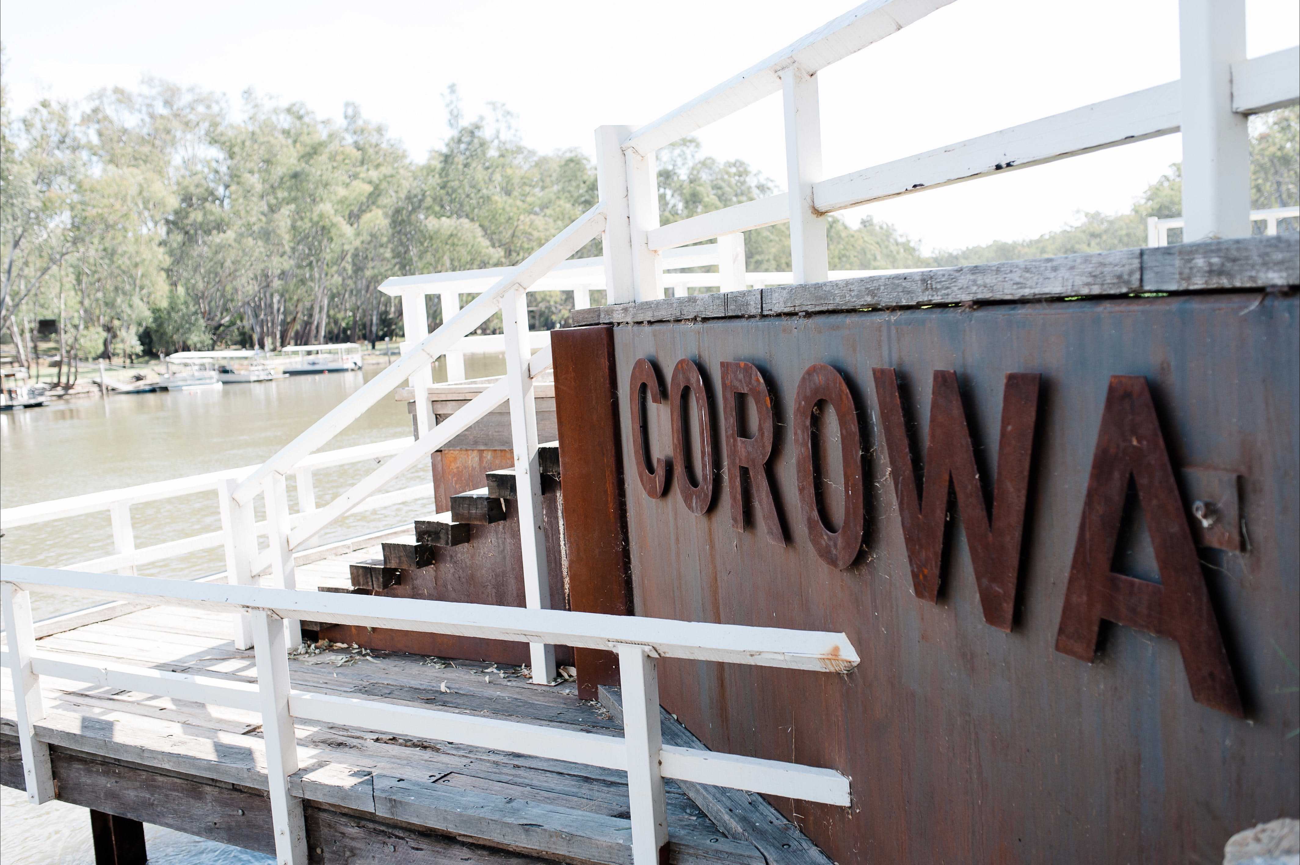 Corowa Foreshore - Accommodation Burleigh