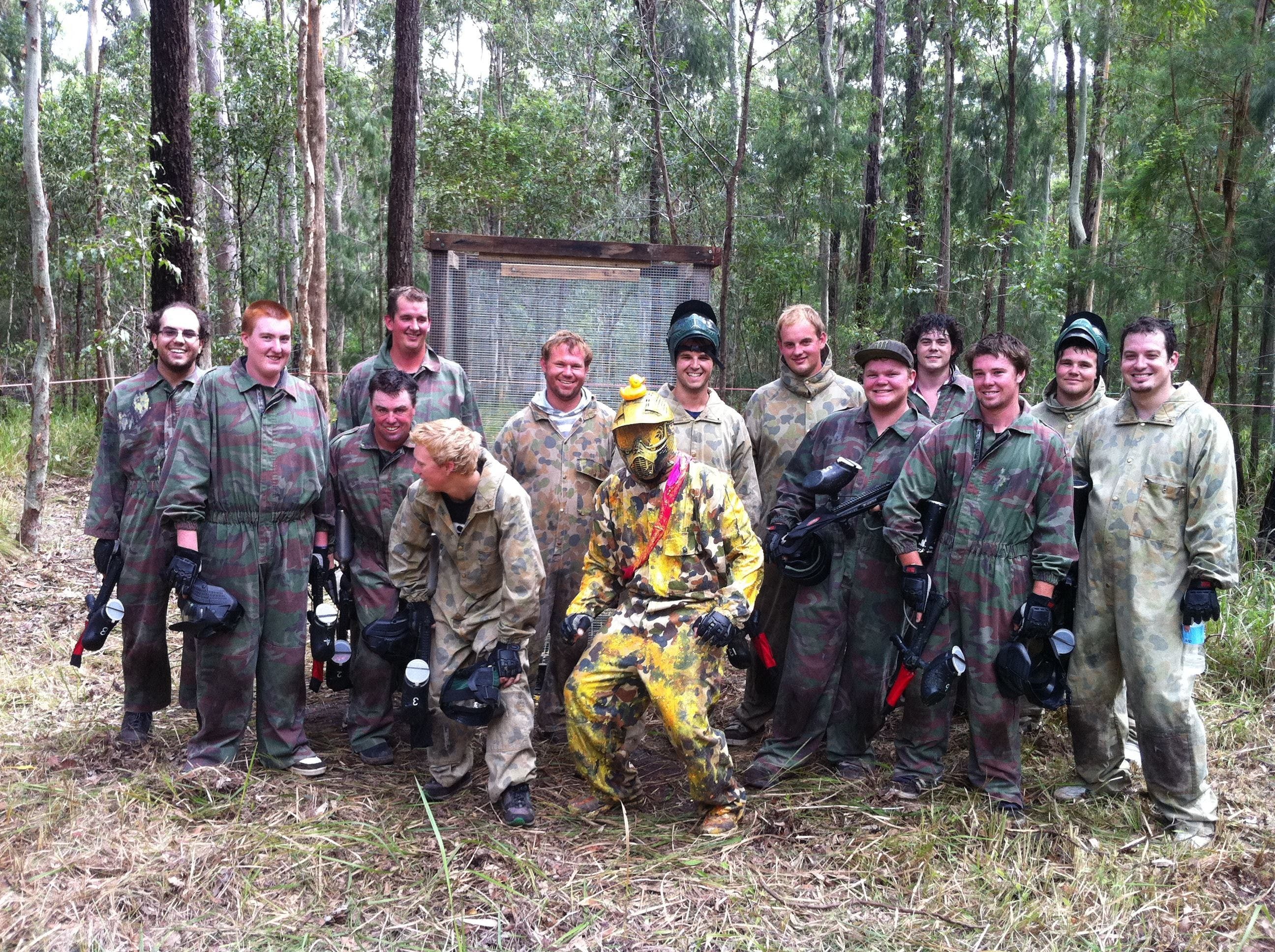 Mid North Coast Paintball - Accommodation Burleigh