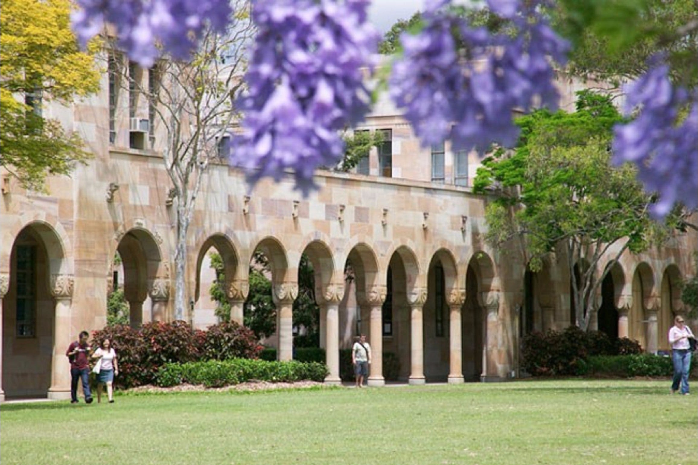 The University of Queensland - Accommodation Burleigh