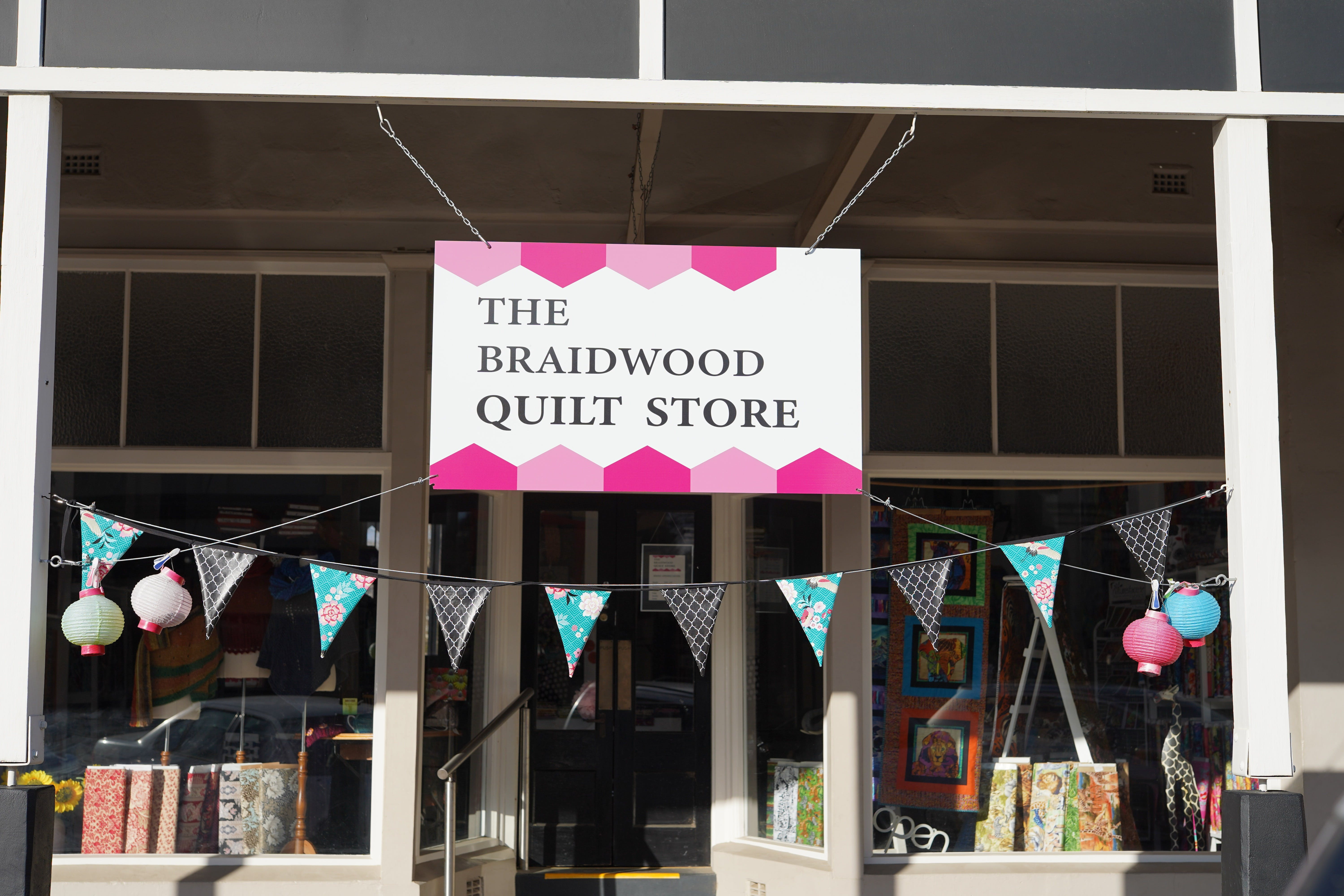 The Braidwood Quilt Store - Accommodation Burleigh