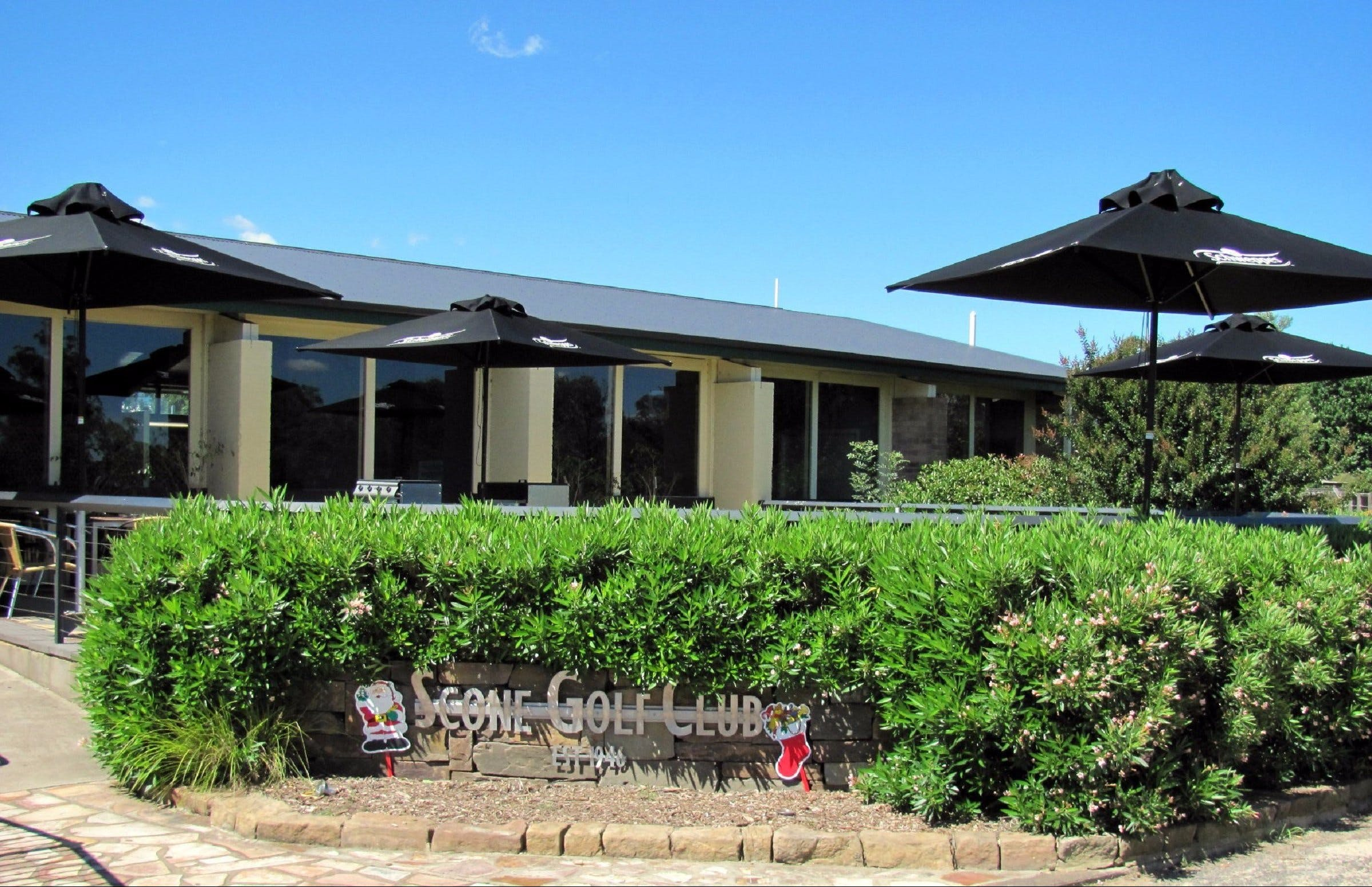 Scone Golf Club - Accommodation Burleigh
