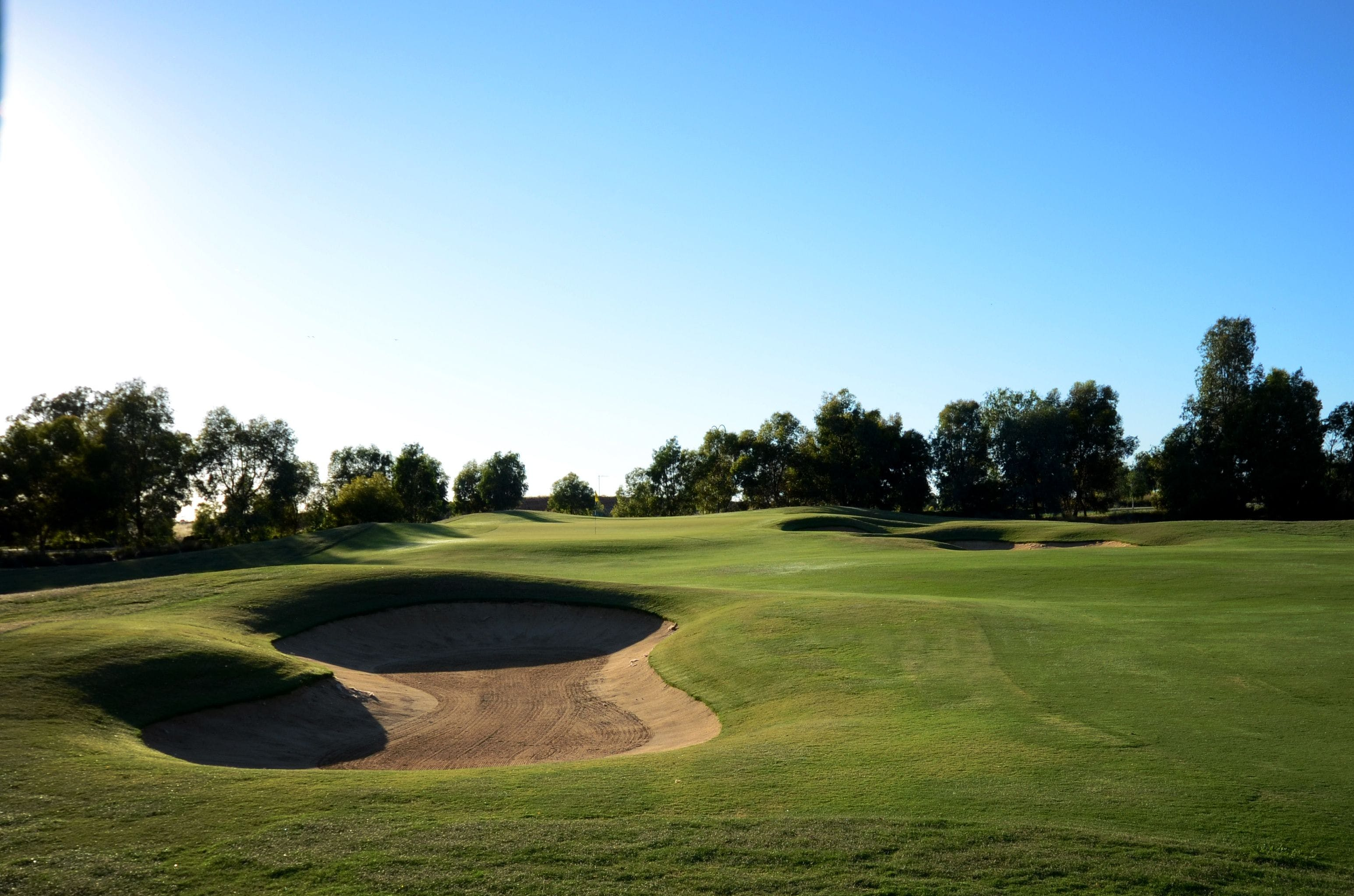 Black Bull Golf Course - Accommodation Burleigh