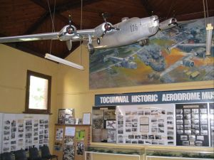 Tocumwal Historic Aerodrome Museum - Accommodation Burleigh