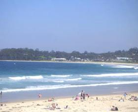 Mollymook Surf Beach - Accommodation Burleigh