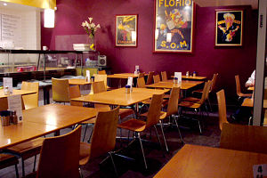 Alpha Deli  Cafe - Accommodation Burleigh