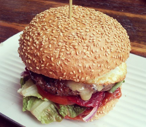Grill'd Healthy Burgers - Accommodation Burleigh