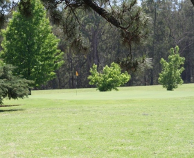 Inverell Golf Club - Accommodation Burleigh