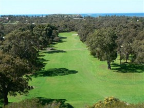 Victor Harbor Golf Club - Accommodation Burleigh