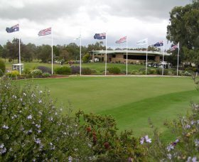 Tocumwal Golf Club - Accommodation Burleigh