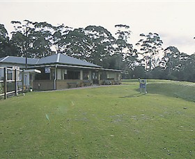 Yarram Golf Club - Accommodation Burleigh