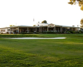 Mansfield Golf Club - Accommodation Burleigh