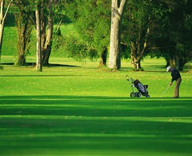 Foster Golf Club - Accommodation Burleigh
