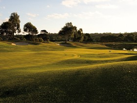 McCracken Country Club Golf Course - Accommodation Burleigh