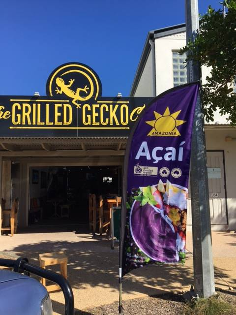 The Grilled Gecko Cafe - Accommodation Burleigh