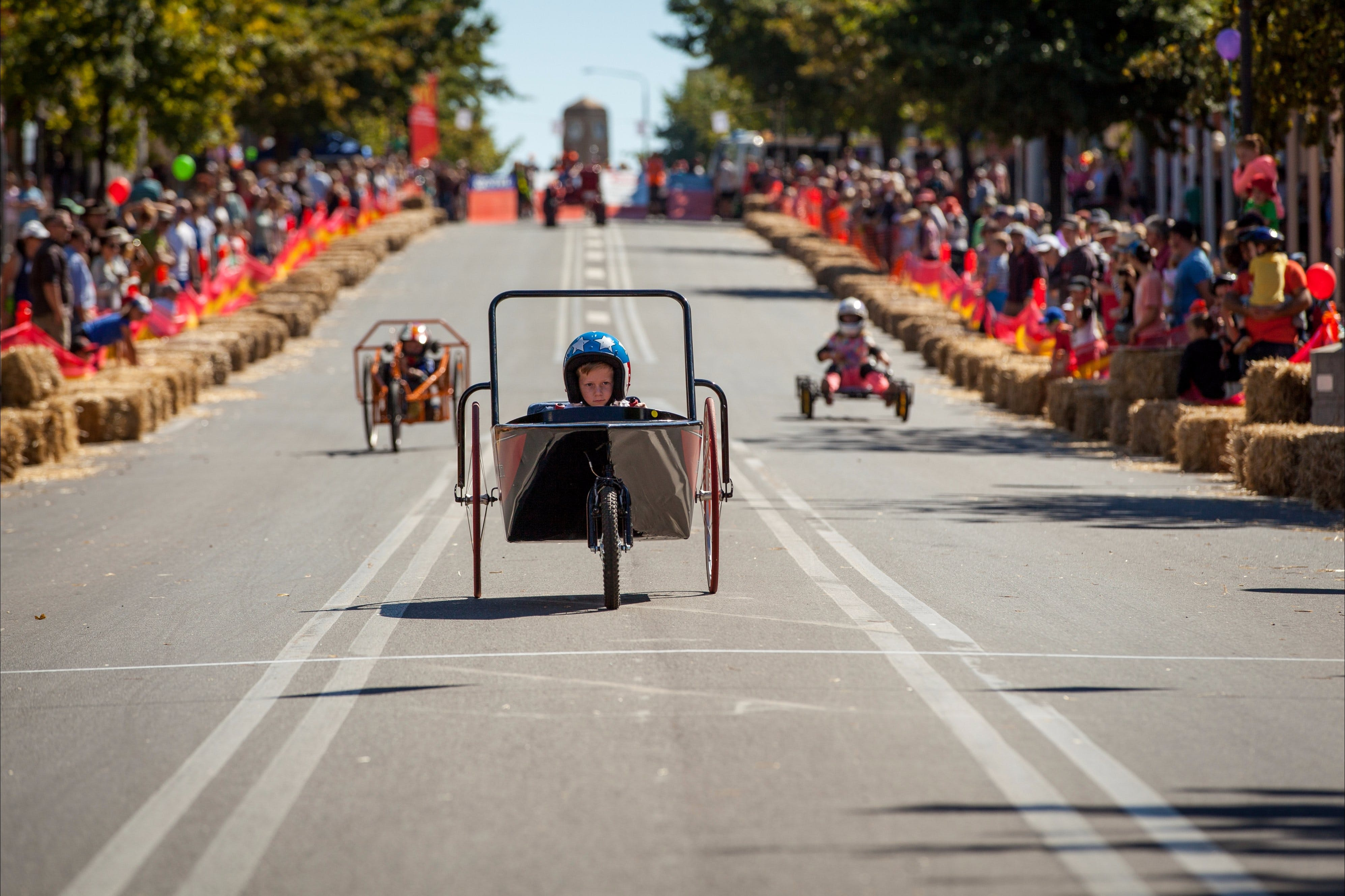 Australian Billy Cart Championships - Accommodation Burleigh