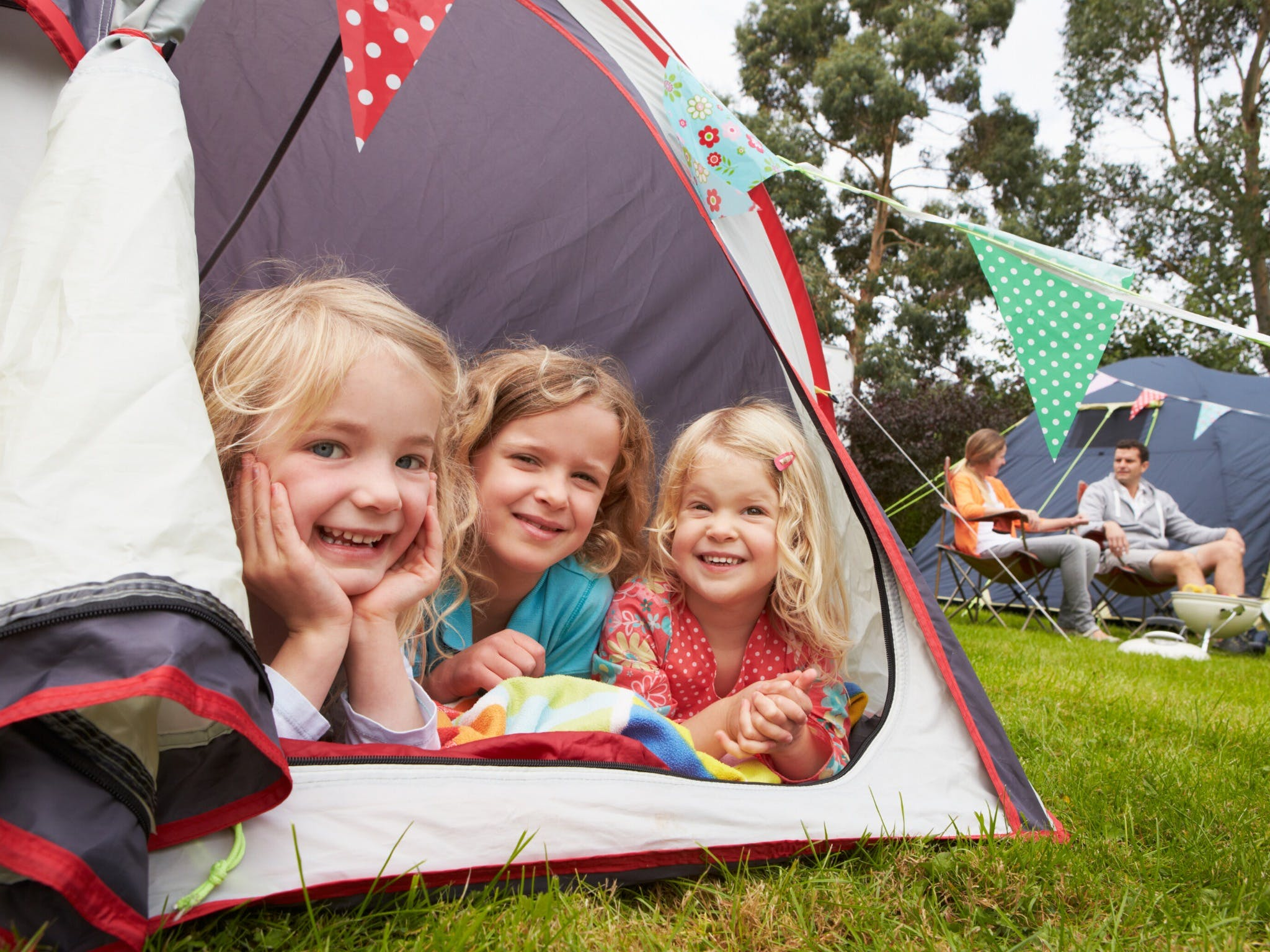 Camp Out In Town - Accommodation Burleigh