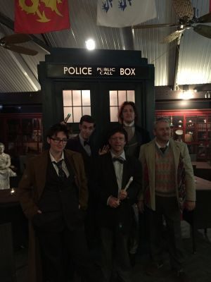 Dr Who Quiz Night - Accommodation Burleigh
