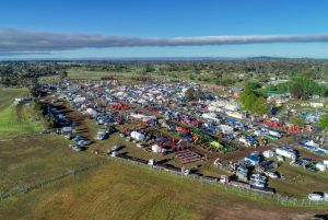 Murrumbateman Field Days - Accommodation Burleigh
