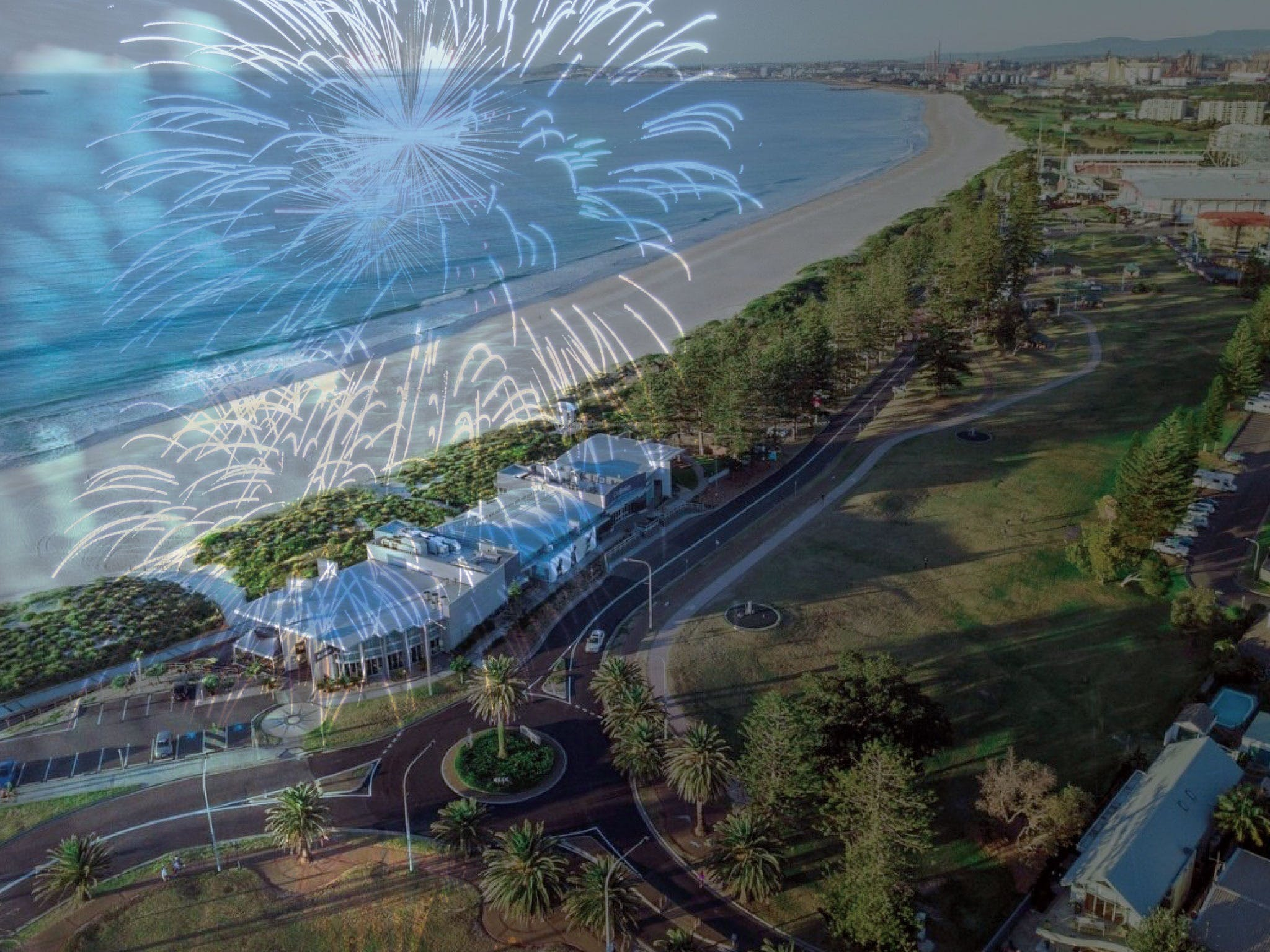 New Years Eve  Steamers Bar and Grill - Accommodation Burleigh