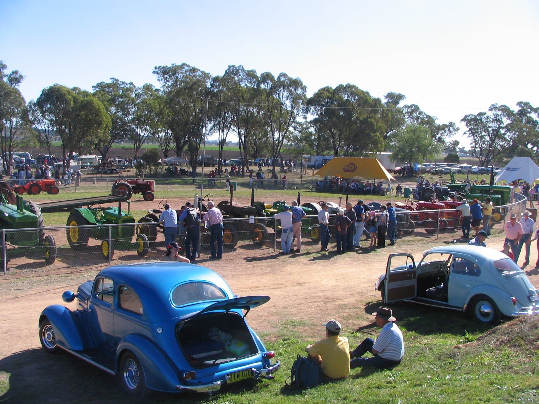 Quirindi Rural Heritage Village - Vintage Machinery and Miniature Railway Rally and Swap Meet - Accommodation Burleigh