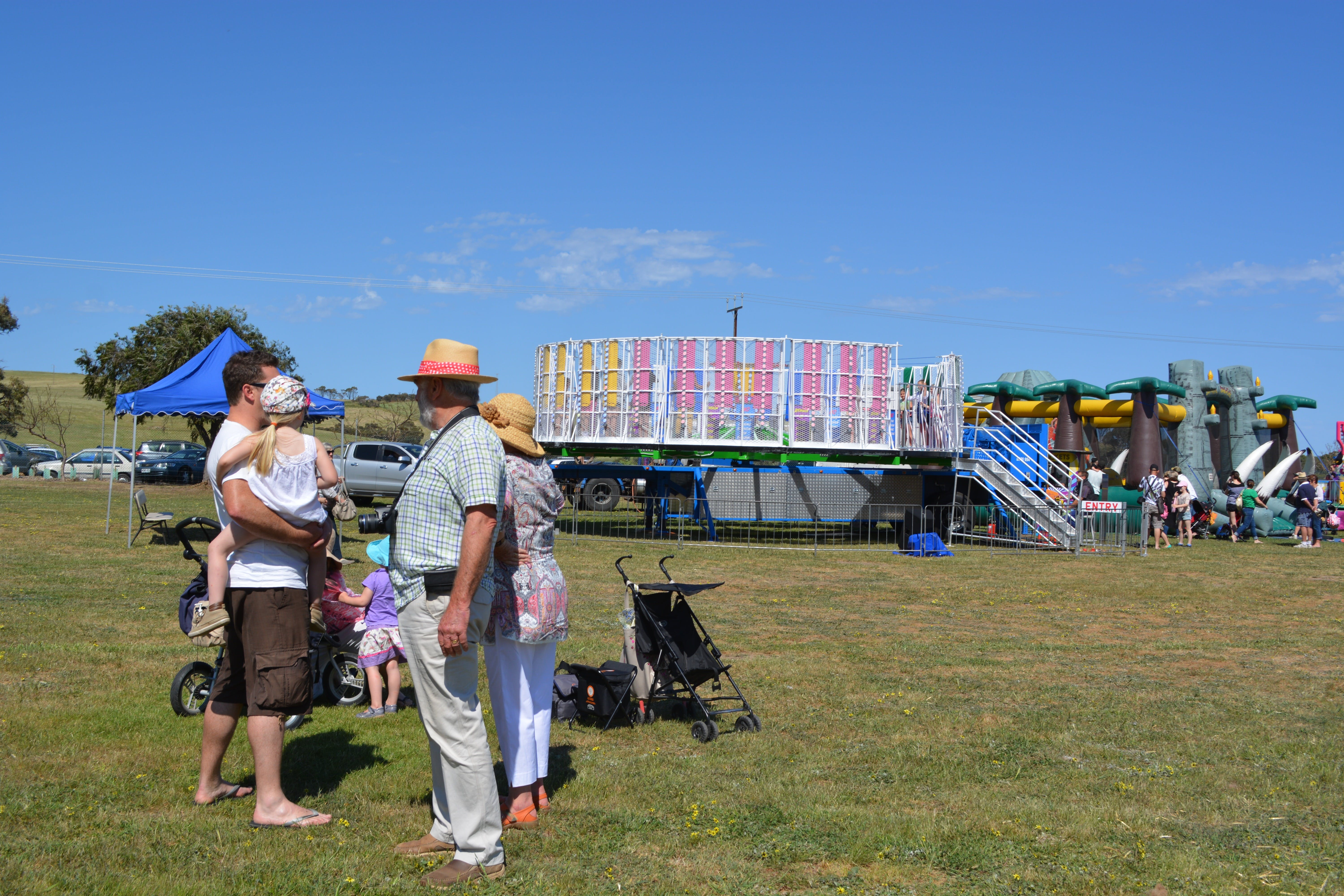 Yankalilla Show - Accommodation Burleigh