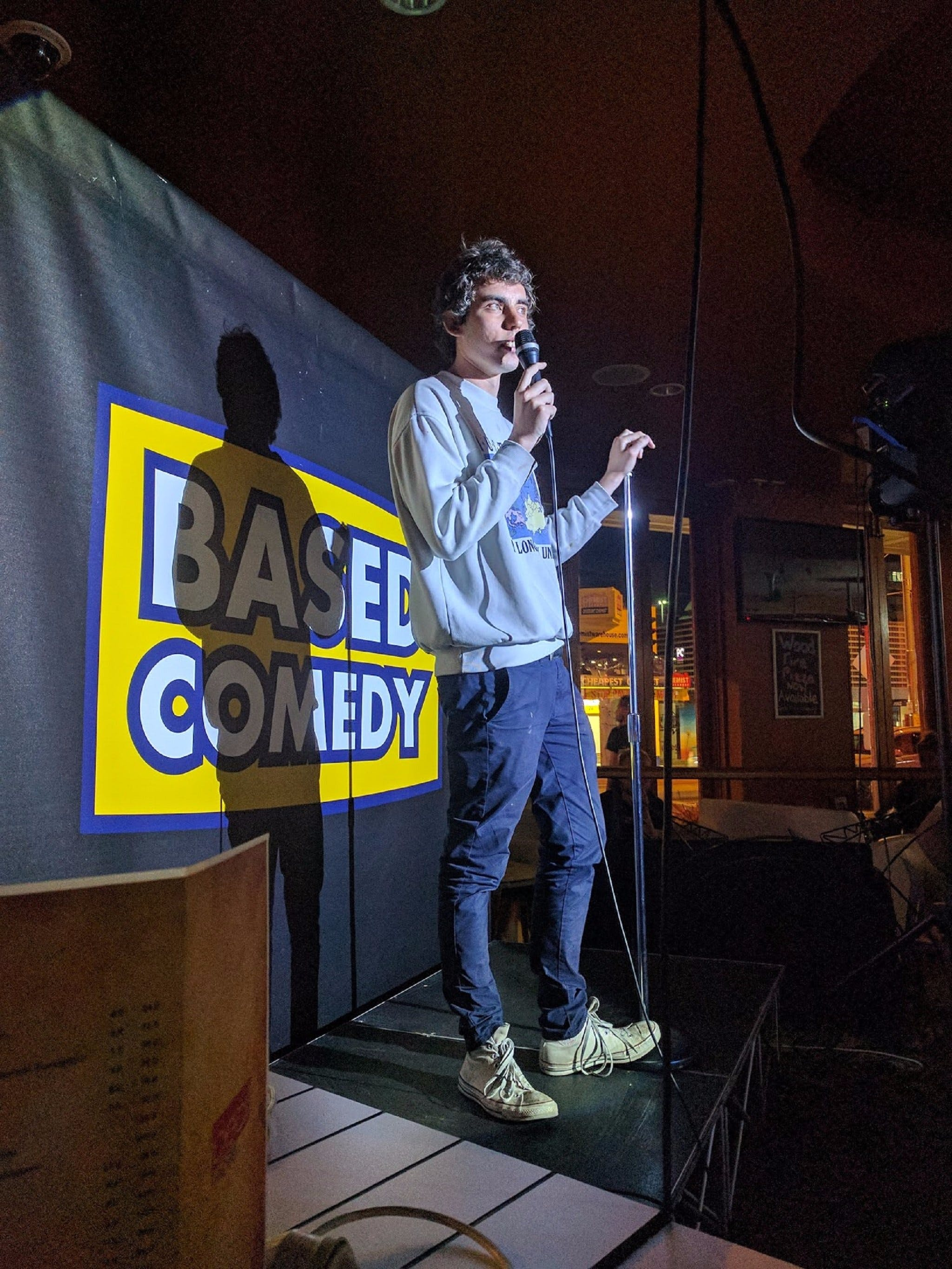Based Comedy at the Cecil Hotel - Accommodation Burleigh