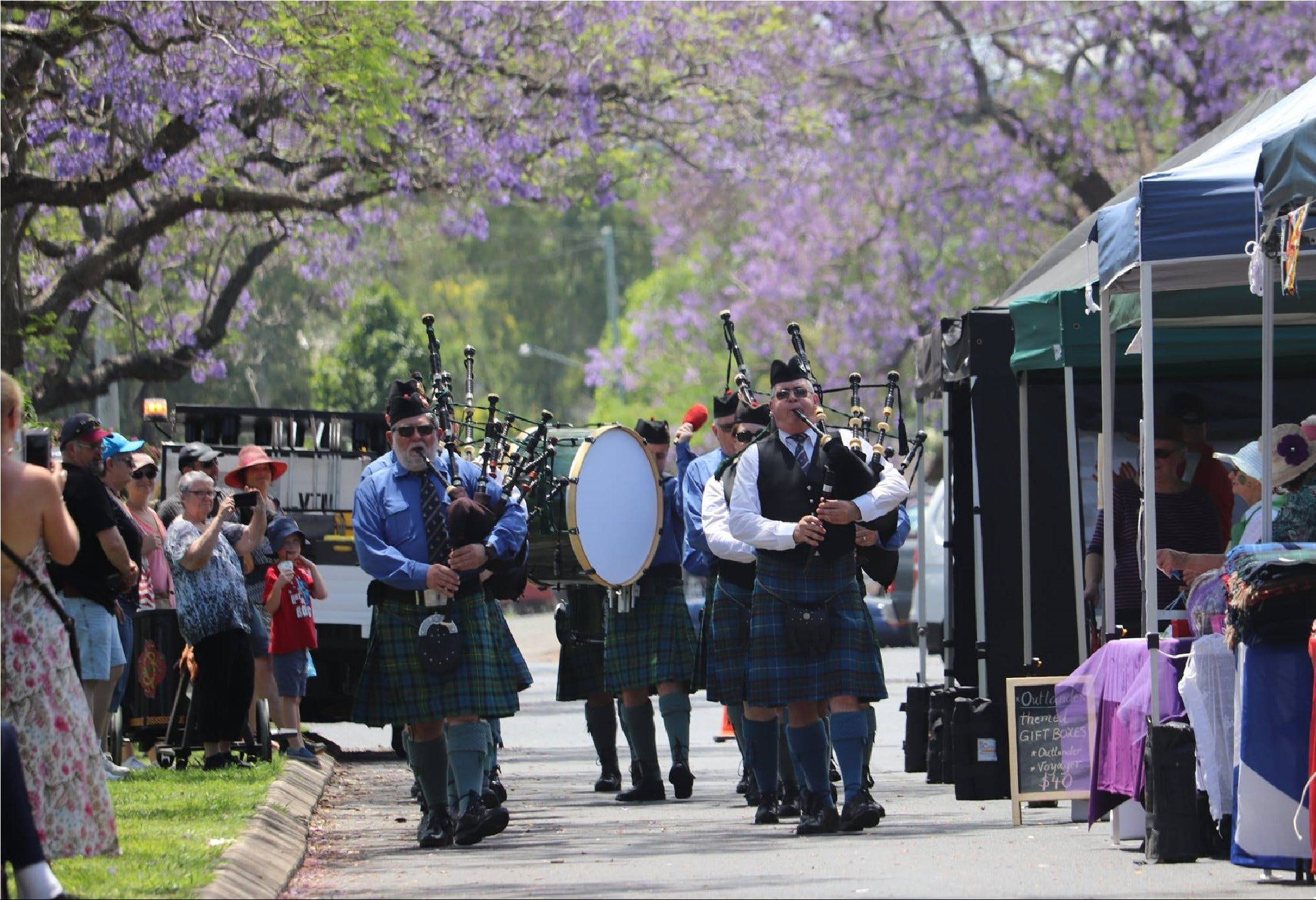 Celtic Festival of Queensland - Accommodation Burleigh