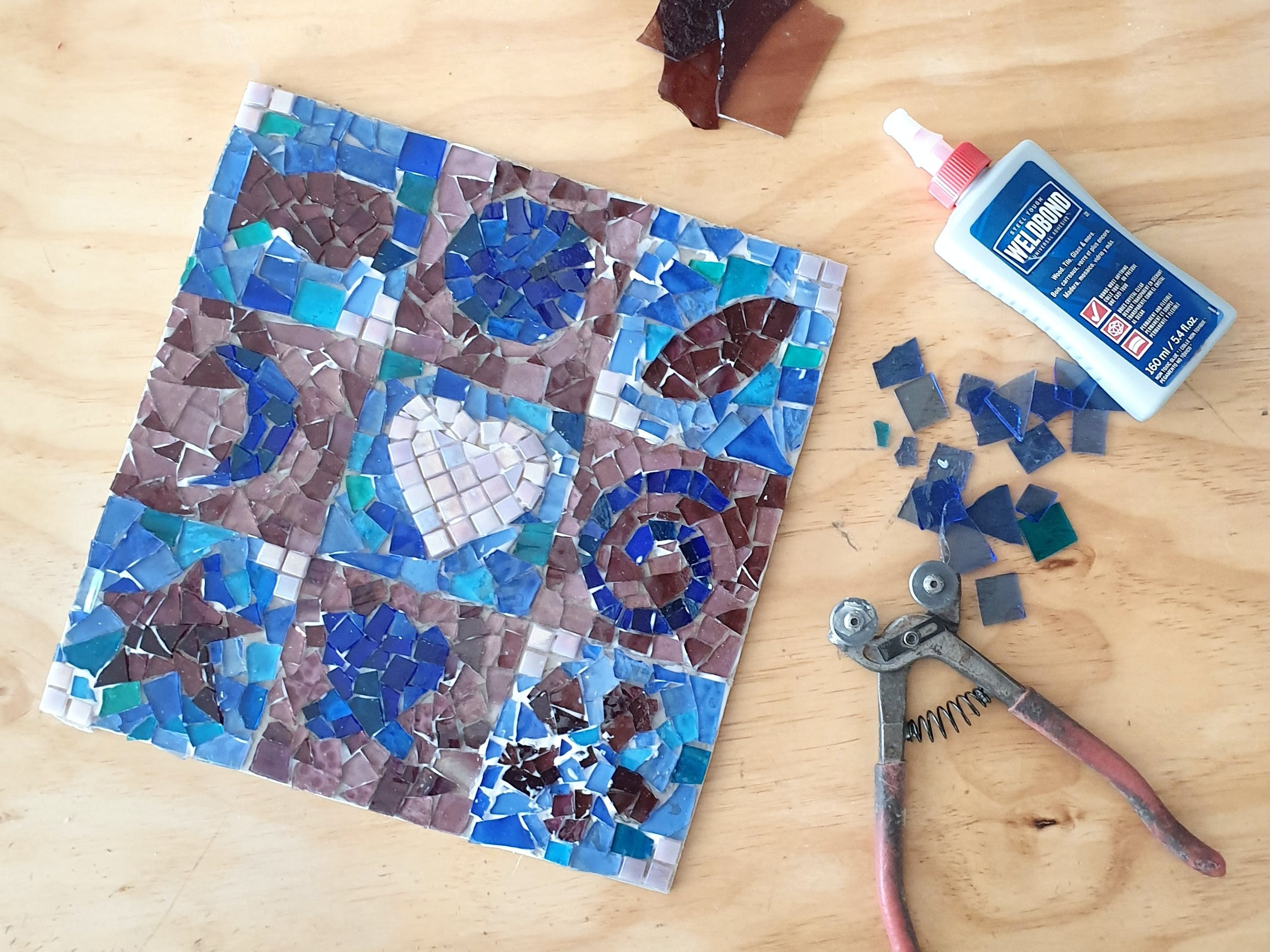Intro to Mosaics Weekend with Leadlight By Ettore - Accommodation Burleigh